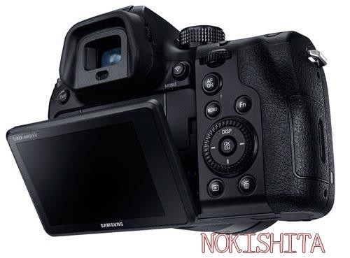 Samsung-NX1-mirrorless-camera-LCD-screen