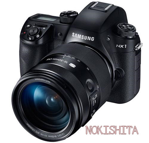 This Is The Samsung NX1 Mirrorless Camera