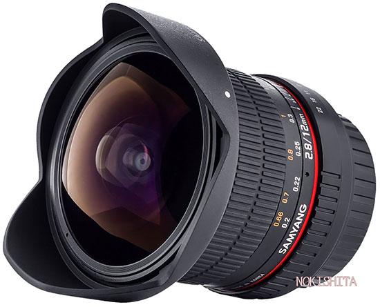 Samyang-12mm-f2.8-fisheye-lens