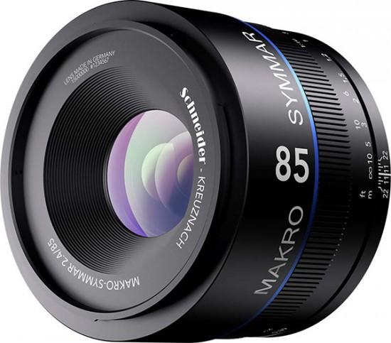 Schneider-Kreuznach Macro Symmar 85mm f:2.4 lens