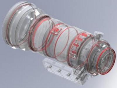 Sigma-150-600mm-DG-OS-HSM-lens-design