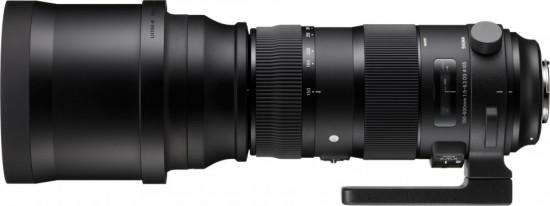 Sigma  150-600mm f:5-6.3 DG OS HSM Sports