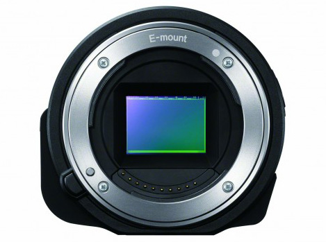 Sony-QX1-lens-camera-module-E-mount