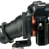 Tilt-shift-system-for-Sony-a7-cameras