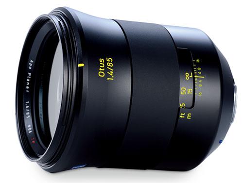 Zeiss Otus 85mm f:1.4 lens