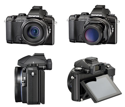 Olympus Stylus2 camera