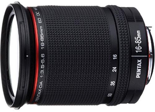 Pentax-HD-DA-16-85mmF3.5-5.6ED-DC-WR-lens