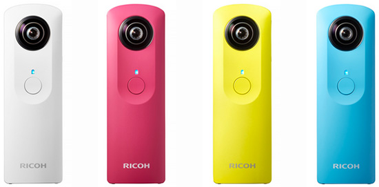 Ricoh-Theta-360-degree-camera