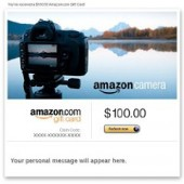 Amazon gift card deal
