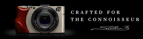 Hasselblad Stellar II camera