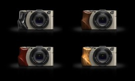 Hasselblad Stellar II camera models