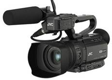 JVC GY-HM220 4KCAM Streaming Camcorder