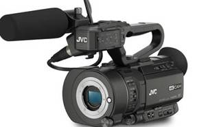 JVC GY-LS300 4KCAM handheld S35mm Camcorder