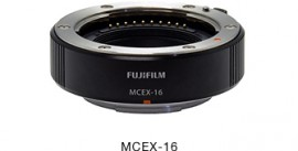 Macro Extension Tubes MCEX-16