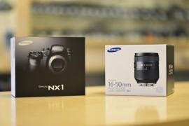 Samsung NX1 mirrorless camera 1