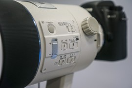 Samsung S 300mm f:2.8 ED OIS NX lens 4