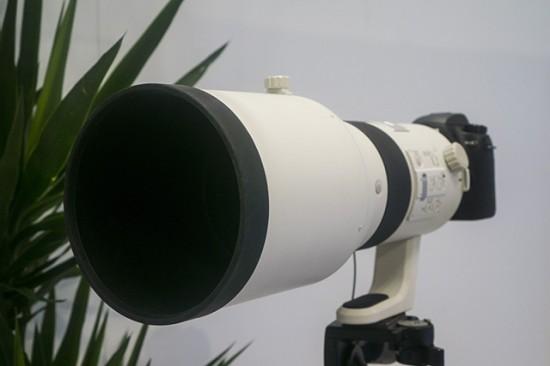 Samsung S 300mm f:2.8 ED OIS NX lens