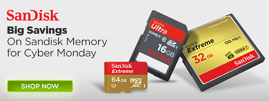 SanDisk-memory-card-Cyber-Monday