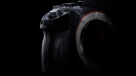 Sony a7 II mirrorless camera 5 axis