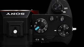 Sony a7 II mirrorless camera 5 axis 3
