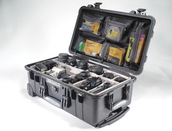 Pelican-case