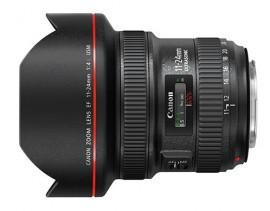 Canon EF 11-24mm f:4L USM lens