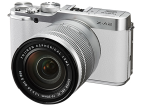 Fuji Fujinon XC16-50mm II (24-76mm) f:3.5-5.6 OIS lens