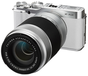Fuji Fujinon XC50-230mm II (76-350mm) f:4.5-6.7 OIS lens
