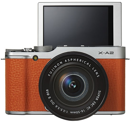 Deal of the day: Fuji X-A2 camera with 16-50mm lens for $359.95