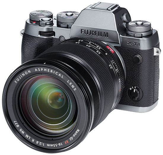 Fujifilm-FUJINON-XF-16-55mm-f2.8-R-LM-WR-lens-on-X-T1-camera