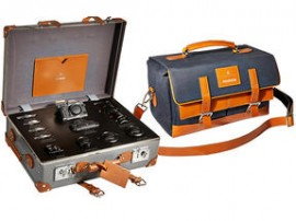 Fujifilm Globe-Trotter exclusive luxury mirrorless camera kit 3