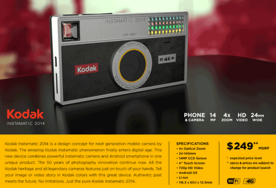 Kodak-Instamatic-camera