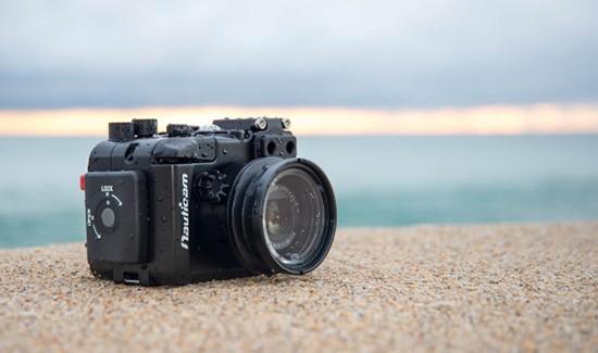 Nauticam-underwater-housing-for-the-Canon-G7X-camera