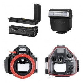 New Olympus E-M5II accessories