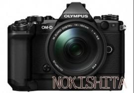 Olympus-E-M5II-camera
