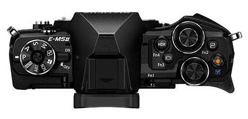 Olympus OM-D E-M5II camera 2