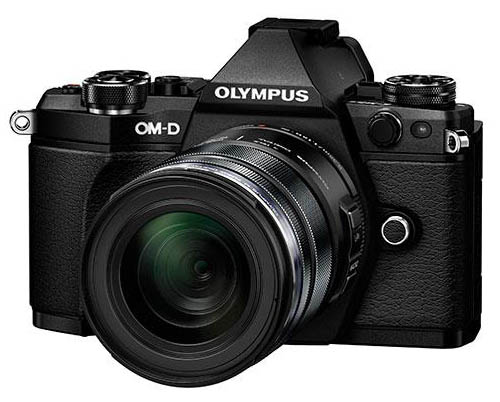 Olympus OM-D E-M5II camera
