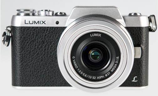 Panasonic GF7 camera