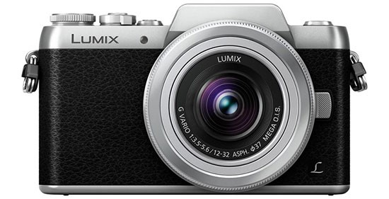 Panasonic-Lumix-GF7-mirrorless-Micro-Four-Thirds-camera-front
