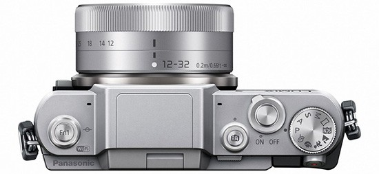 Panasonic-Lumix-GF7-mirrorless-Micro-Four-Thirds-camera-top