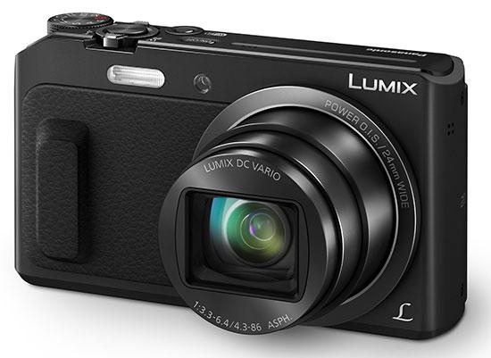Panasonic announces 5 new lumix compact cameras at ces for New camera 2015