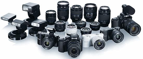 Samsung NX3300 Camera Download Drivers