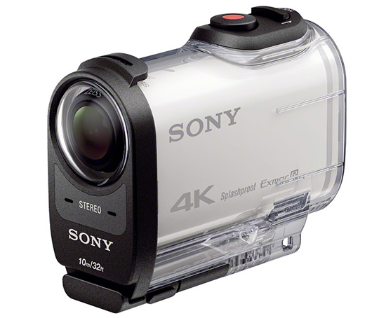 Sony got new 4k action cameras ces 2015 photo rumors for New camera 2015