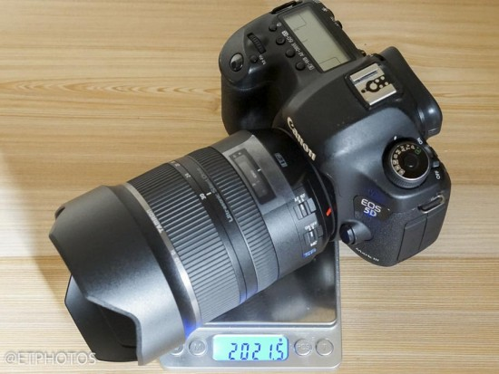 Tamron SP 15-30mm f-2.8 DI VC USD full frame lens12