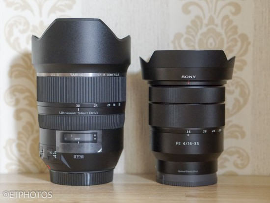 Tamron SP 15-30mm f-2.8 DI VC USD full frame lens4