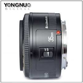 Yongnuo 35mm f:2 lens for Canon DSLR cameras 2