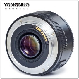 Yongnuo 35mm f:2 lens for Canon DSLR cameras 4