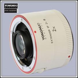Yongnuo YN-2.0X III teleconverter clone for Canon EOS EF lenses
