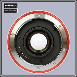 Yongnuo YN-2.0X III teleconverter clone for Canon EOS EF lenses 3
