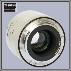 Yongnuo YN-2.0X III teleconverter clone for Canon EOS EF lenses 4